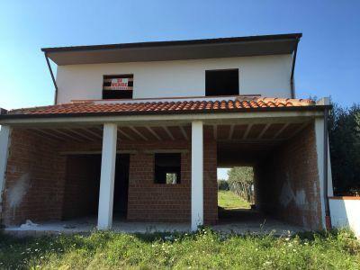 Ortona Contrada Riccio Villetta indipendente in costruzione