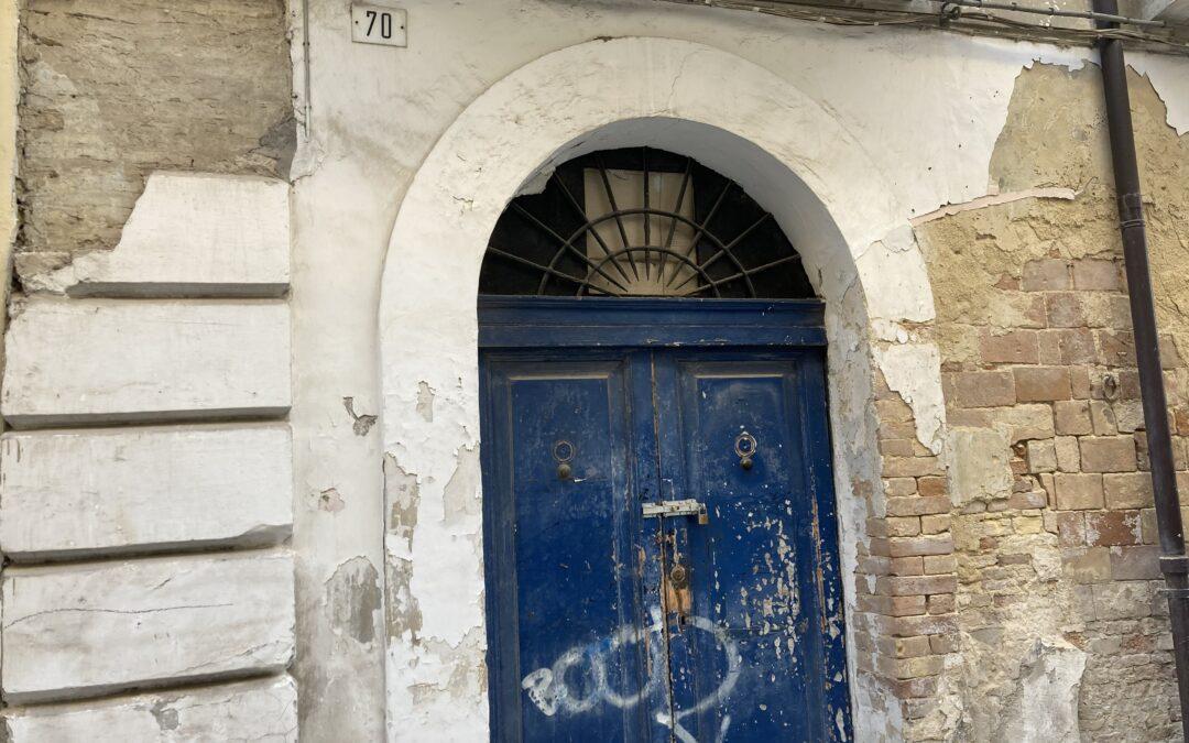 Ortona #Via Giudea #Vendita Magazzino -Locale deposito